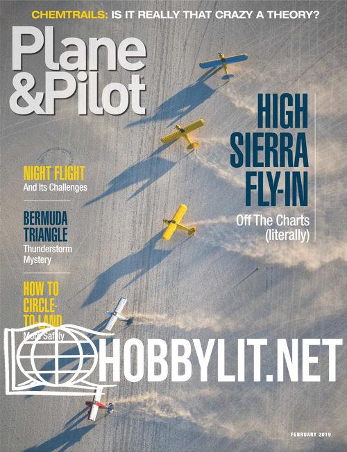 Plane & Pilot - February 2019