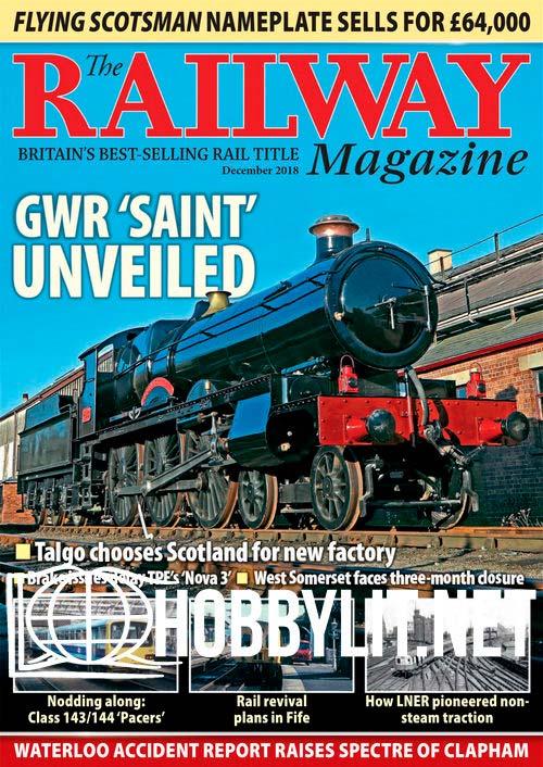 The Railway Magazine - December 2018