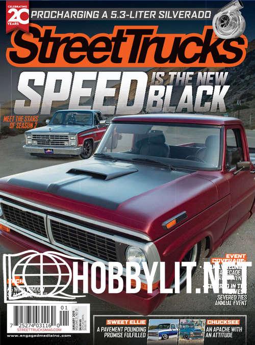 Street Trucks – January 2019