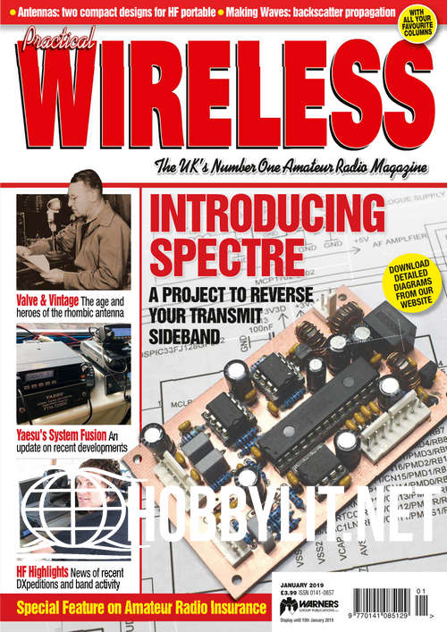 Practical Wireless – January 2019