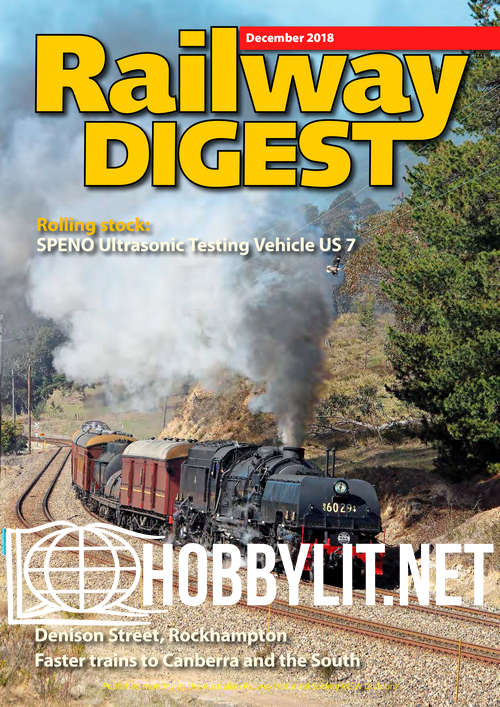 Railway Digest – December 2018