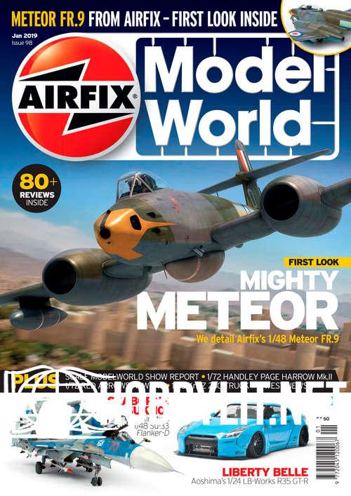 Airfix Model World 098 – January 2019