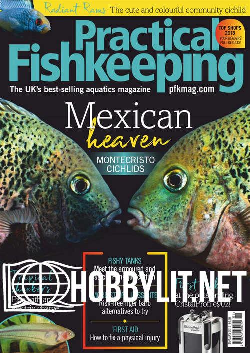 Practical Fishkeeping - January 2019