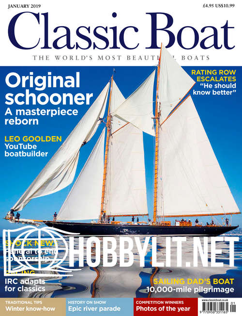 Classic Boat – January 2019