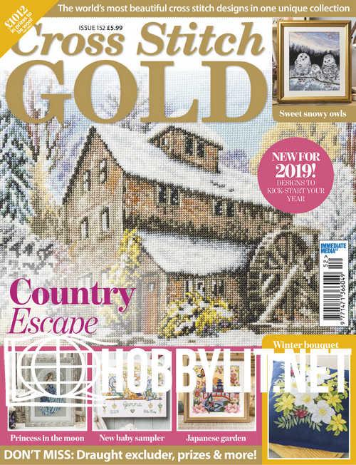 Cross Stitch Gold Issue 152