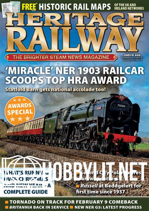 Heritage Railway 249 - December 14, 2018
