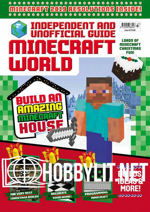 Minecraft World Issue 47