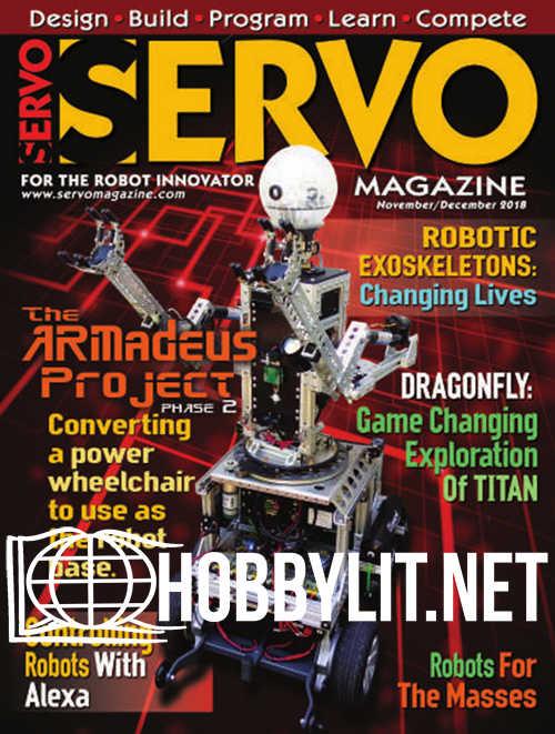 Servo Magazine - November/December 2018