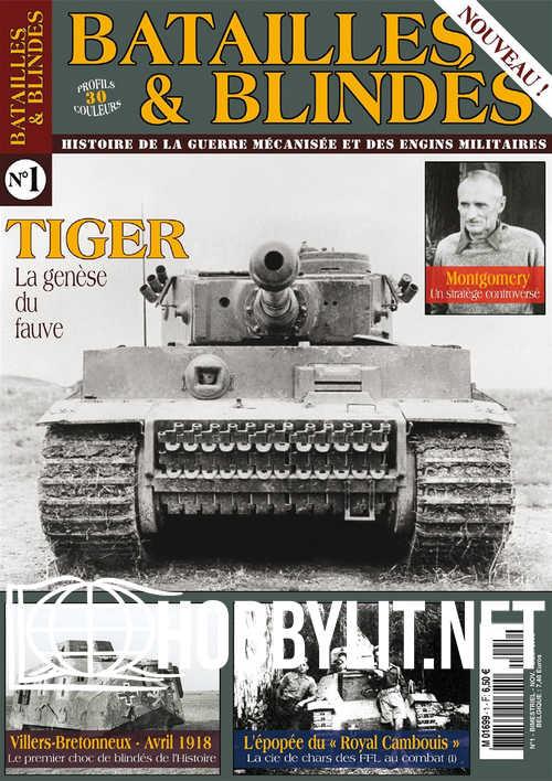 Batailles & Blinders 01 - Novembre/Decembre 2003