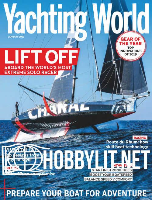 Yachting World - January 2019