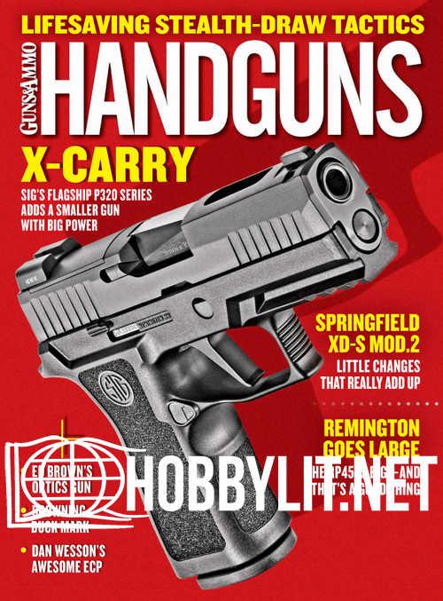 Guns & Ammo Handguns - February/March 2019