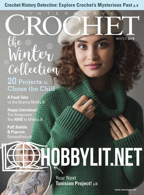 Interweave Crochet - Winter 2019