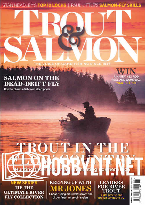Trout & Salmon - January 2019