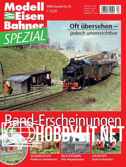 Modelleisenbahner Spezial Issue 24