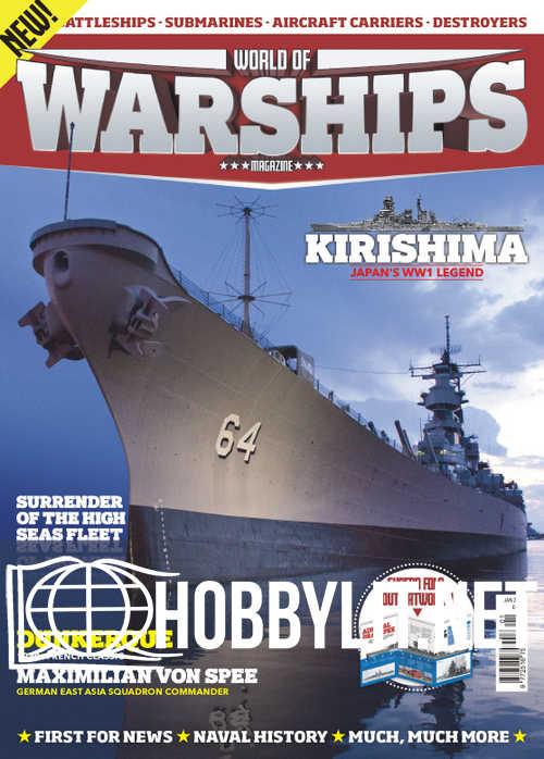 World of Warships Magazine - January 2019