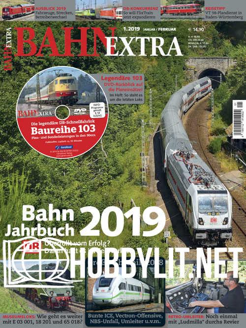 Bahn Extra 2019-01