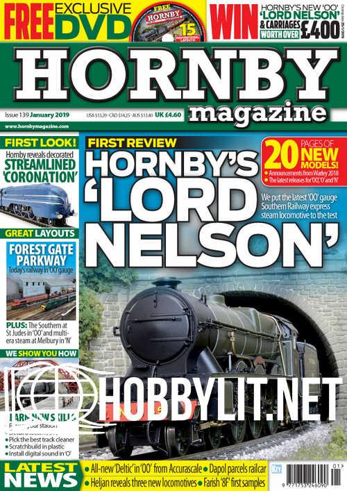 Hornby Magazine – January 2019