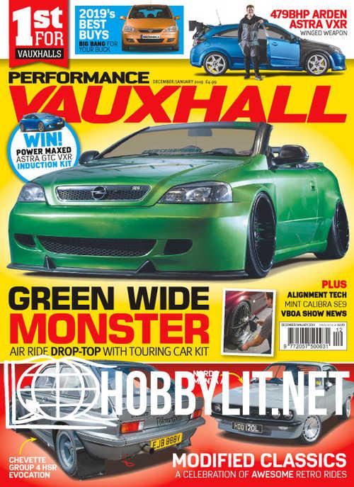 Performance Vauxhall – December/January 2019