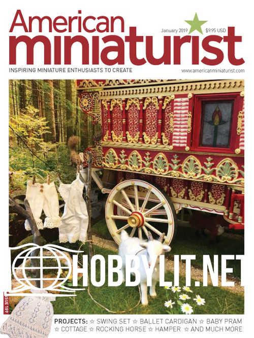 American Miniaturist - January 2019
