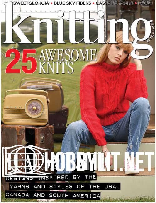 Knitting Magazine – January 2019