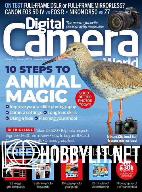 Digital Camera World - January 2019