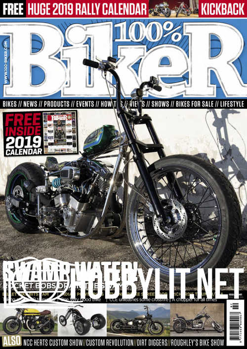100% Biker Issue 241