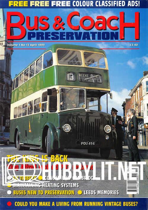 Bus & Coach Preservation – April 1999