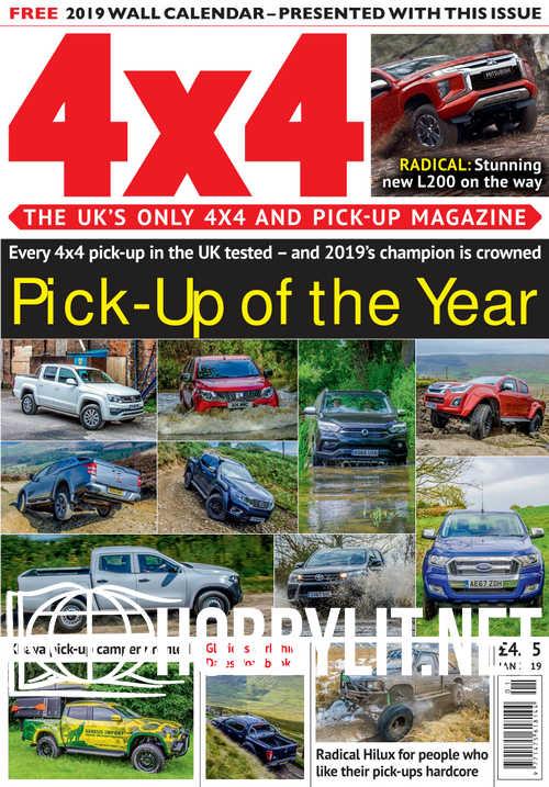 4x4 Magazine – January 2019