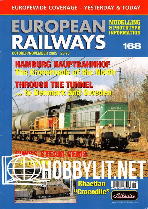 European Railways - October/November 2005