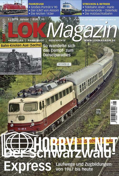 LOK Magazin - Januar 2019