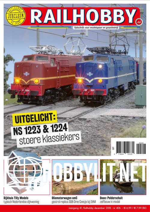 Railhobby - December 2018