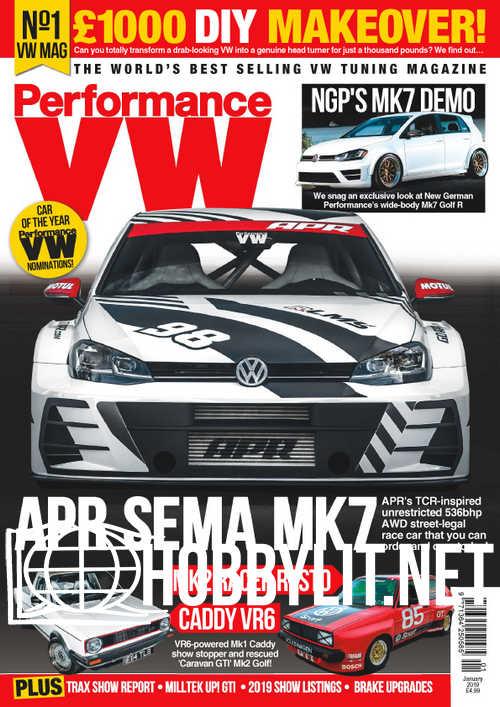 Performance VW - January 2019