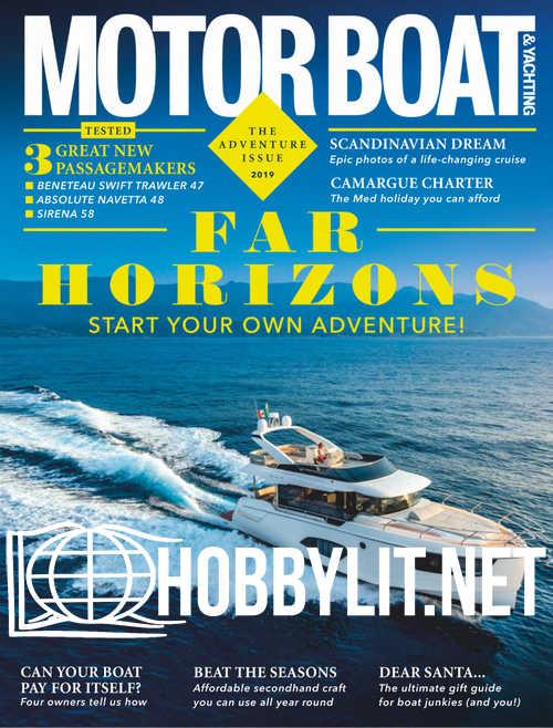 Motor Boat & Yachting - January 2019
