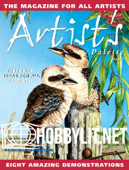 Artist's Palette Issue 162