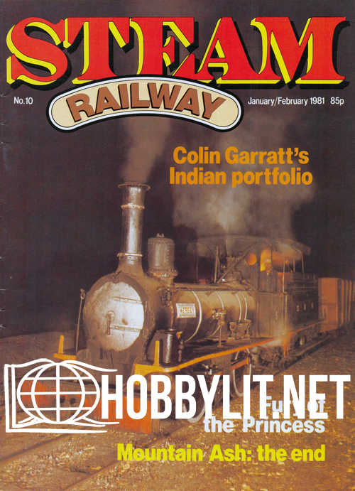 Steam Railway 010 - January/February 1981
