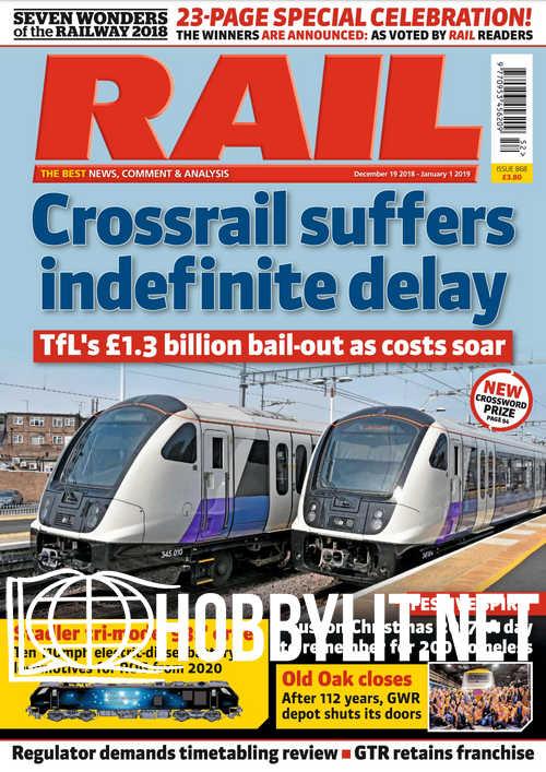 RAIL - December 19, 2018