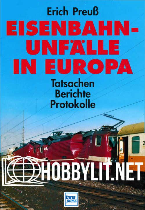 Eisenbahnunfaelle in Europa