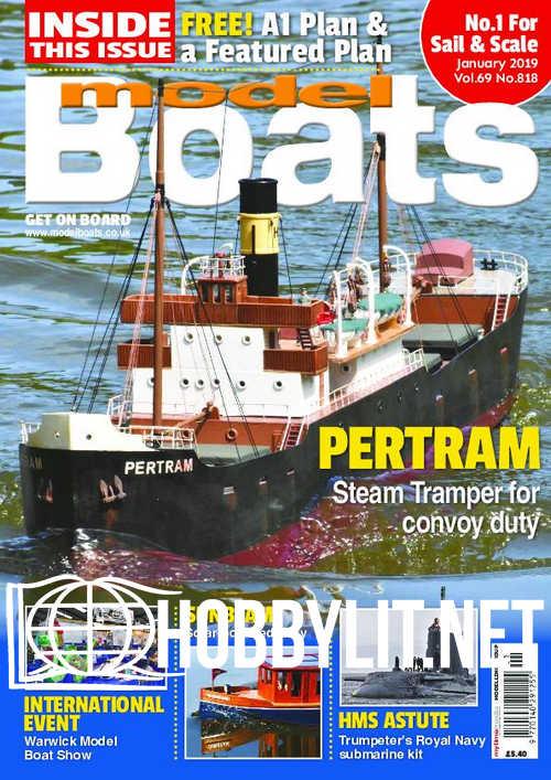 Model Boats – January 2019