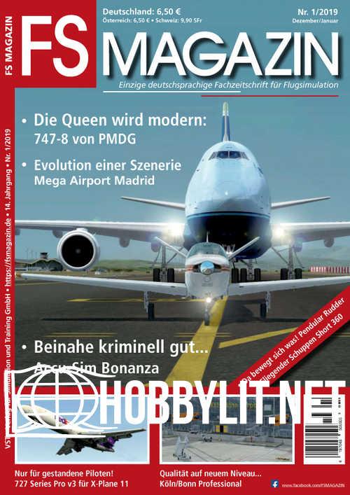 FS Magazin - Dezember/Januar 2019