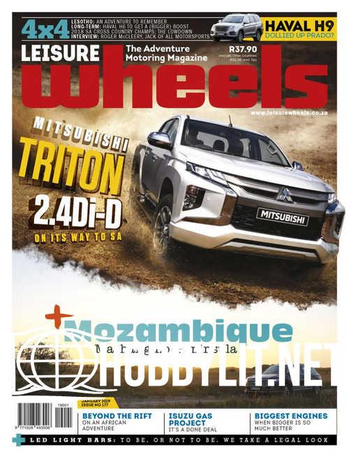 Leisure Wheels - January 2019
