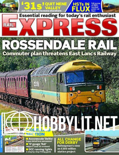 Rail Express – January 2019