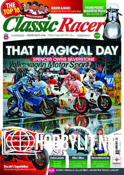 Classic Racer – January/February 2019