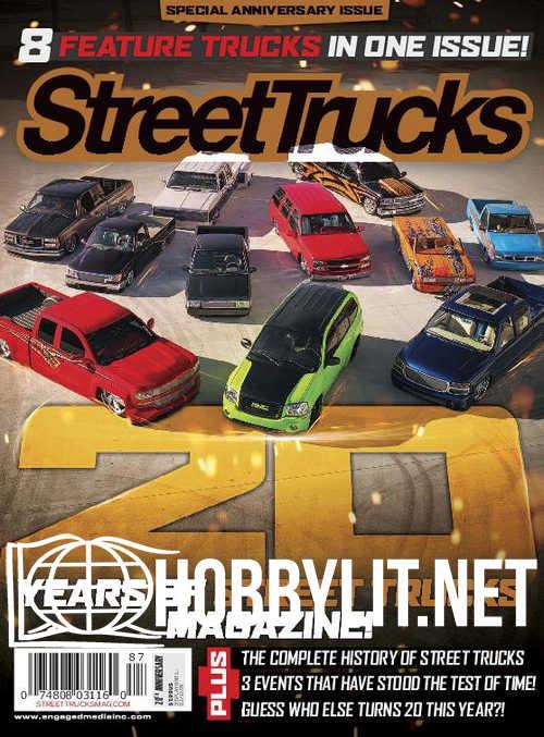 Street Trucks Special Anniversary Issue