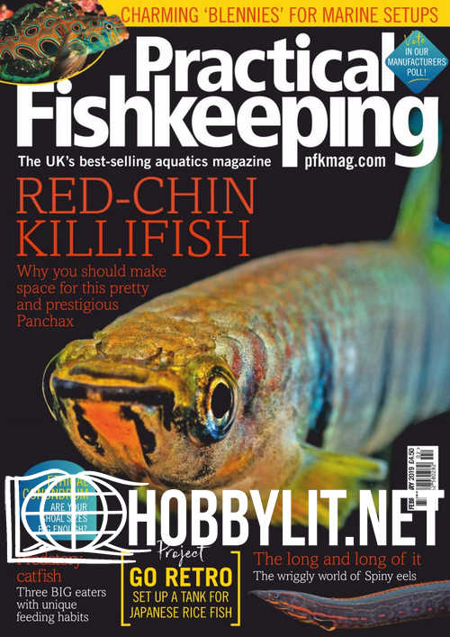 Practical Fishkeeping - February 2019
