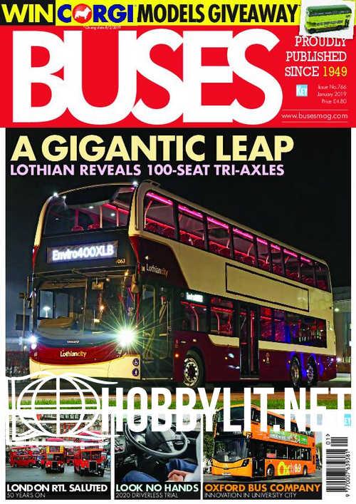Buses – January 2019