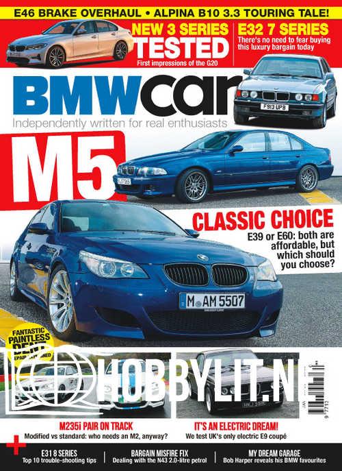 BMW Car – January 2019