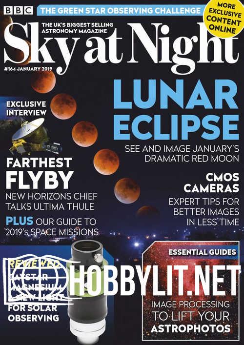 Sky at Night - January 2019