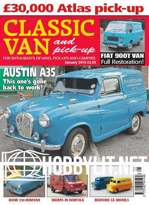 Classic Van & Pick-up – January 2019