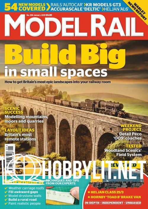 Model Rail - January 2019