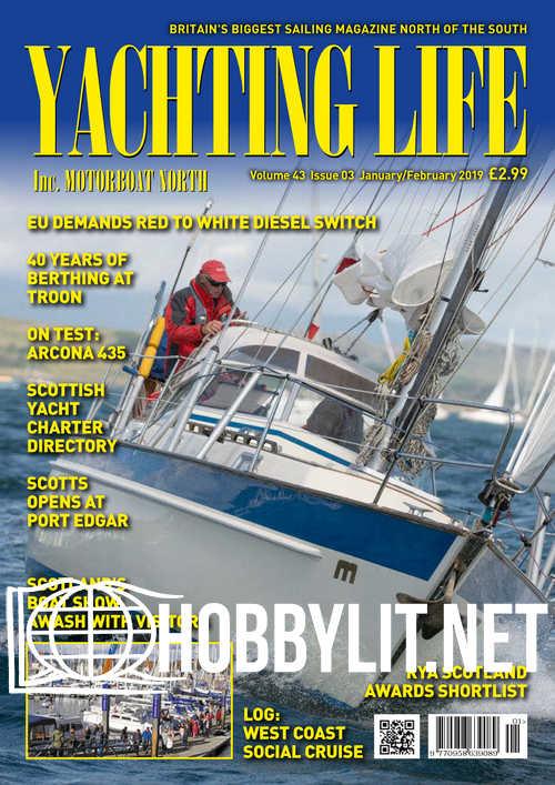 Yachting Life – January 2019